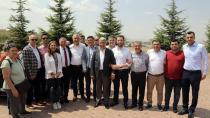 Adanalı Siyasiler Hacı Bektaş-ı Veli'yi Ziyaret Etti