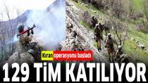 PKK Üç il'de sıkıştı...