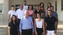 Yabancı Konuklar Çukurova Üniversitesine Hayran Kaldı