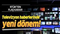 Televizyon haberlerinde akıllı işaretler dönemi!