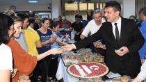 Adana Adliyesi'nde Geleneksel Aşure Günü