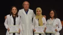 Tıp Fakültesi'ni kazanan 302 öğrencinin beyaz önlük heyecanı
