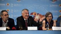 Adana'da 26'ncı uluslararası altın koza film festivali heyecanı
