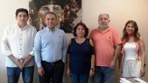 Yerel Medya Güç Birliği Platformu'ndan TÜYAP'a ziyaret
