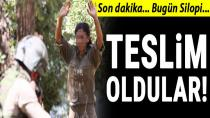 4'ü kadın 6 PKK'lı terörist teslim oldu