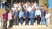 Başkanlar Kurulu Adana ESOB'ta toplandı
