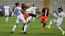 Adanaspor galibiyeti koruyamadı: 1-2