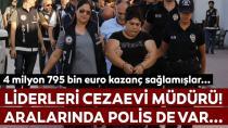 Cezaevi Müdürü ve 33 Zanlı Tutuklandı
