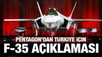 Türkiye F-35 için parça üretmeye devam ediyor!