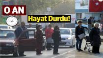 Adana'da 09.05'te hayat durdu!