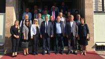 İyi Parti Boyvadaoğlu CTB'ye konuk oldu!