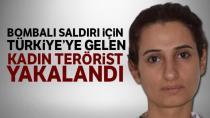 Kadın terörist Türkiye ekonomisini hedef aldı...