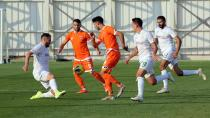 Adanaspor 1-1 Konyaspor