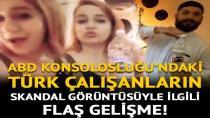 ABD Konsolosluğu'nun Türk çalışanları gözaltına alındı
