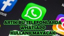 WhatsApp artık o telefonlarda kullanılamayacak
