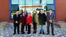 Yerel Medya Güç Birliği Platformu'ndan BİL Koleji'ne ziyaret