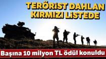 Muhammed Dahlan 10 milyon TL ile kırmızı listede