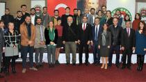 'Türkiye'de İnsan Hakları' Adana'da masaya yatırıldı...