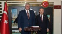 'İki ülke arasındaki ilişkiler daha da geliştirilecek'