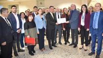 Balcalı Hastanesine 'sağlık turizmi' belgesi verildi