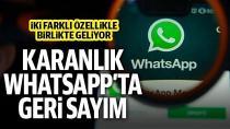 Whatsapp'ta yeni özellik için geri sayım başladı!