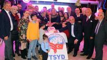 TSYD Ailesi 2020'ye 'Merhaba' dedi...