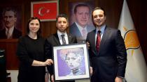 """Mehmet Ay, """"Gündoğdu'nun arkasındayız"""""""