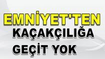 Adana polisi affetmiyor...