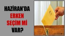 Erken seçim olasılığı Ankara'yı hareketlendirdi...
