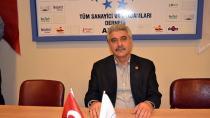 Kutluca; 'Suriye'ye yardımcı olmak insani bir görevdir''