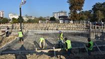 Ceyhan'da inşaatlar hızlandı...