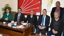 CHP'den seçim hazırlığı 2 günde 13 ilçeye ziyaret...
