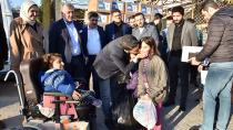 AK Parti Adana İl Başkanlığı'ndan Elazığ'a yardım TIR'ı