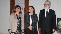 Doç. Dr. Dursun Ali Tökel ÇÜTAM'da Konferans Verdi