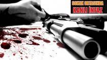 Silahlı kavga: 1 ölü, 3 yaralı