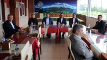Ceyhan'da Cumhur İttifakı'nın adayı; Hakan Uçaral