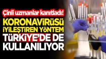 Umut veren gelişme! Türkiye'de kullanılıyor...