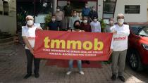 TMMOB'NİN yasası değiştirilmek isteniyor!