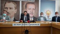 AK Parti il başkanı ve milletvekillerinden CHP'ye 'Saldırıyı savunmayın' çağrısı