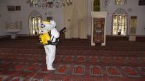 Ceyhan'ın camileri ibadete hazır