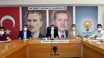 AK Parti Adana'da hedef 300 bin üye...
