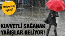Yağmur'a Dikkat!