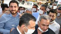 CHP'li Eren Yıldırım tahliye edildi...