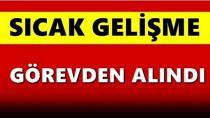 Adana Gençlik Spor İl Müdürü görevden alındı...İşte yerine gelen isim...
