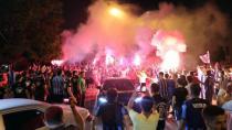 Demirspor Adana'da şampiyon gibi karşılandı