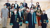 Tıp ordusuna 248 yeni mezun!