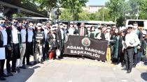 Baro Başkanları suç duyurusunda bulundu