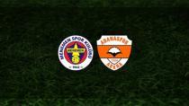 Adanaspor'dan 2.lig provası 2-4