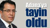 Adana'da bir müdür bulunamayınca  başka bir il'den getirildi