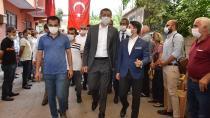 Milli Eğitim Bakanı Selçuk'dan taziye ziyareti